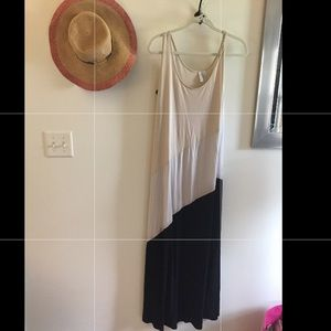Color Block Maxi Dress by Relativity